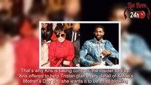 Kris Jenner helping Tristan Thompson find Mother's Day gift for Khloe Kardashians