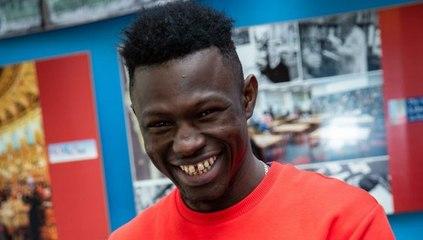 Observateur rencontre Mamoudou Gassama !