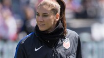 Hope Solo Says Soccer In U.S. 'Just A Mess'