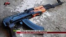 Shkatërrohet grupi i kosovarëve që shiste armë për Cosa Nostrën në Itali - News, Lajme - Vizion Plus