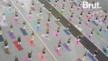 Ça vient d'où le yoga ?