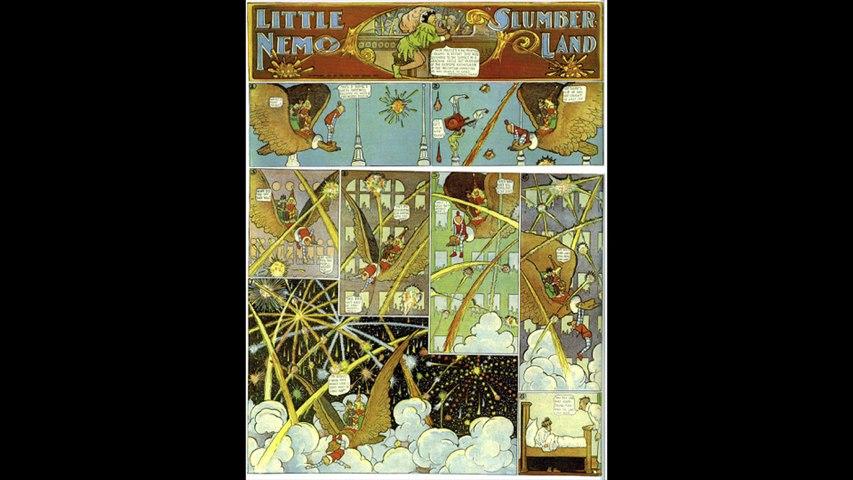 Réinventer la bande dessinée, de Martin Vaughn-James à Chris Ware 1