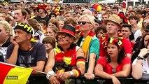 شکست دردناک برای جرمنی شکست تاریخی تیم فوتب�