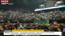 Lauryn Hill huée lors de son concert à Bercy après ses 2h30 de retard (vidéo)