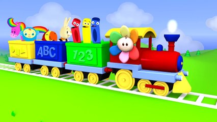 Color Vehicles For Kids | Goo Goo  Baby Play Cartoon Racing Car | Educational Learning by BabyFirst