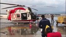 Adada mahsur kalan göçmenler için kurtarma operasyonu başlatıldı - İZMİR