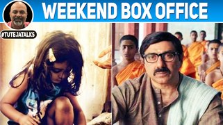 Weekend Box Office Mohalla Assi and Pihu | #TutejaTalks