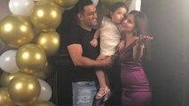 Sakshi's 30th Birthday : MS Dhoni,Ziva Video At Sakshi's Birthday Goes Viral   Oneindia Telugu