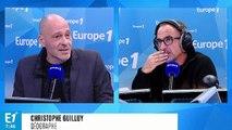 """Christophe Guilluy sur la rupture entre le pouvoir et les citoyens : """"On a un monde d'en haut qui ne parle plus au monde d'en bas !"""""""
