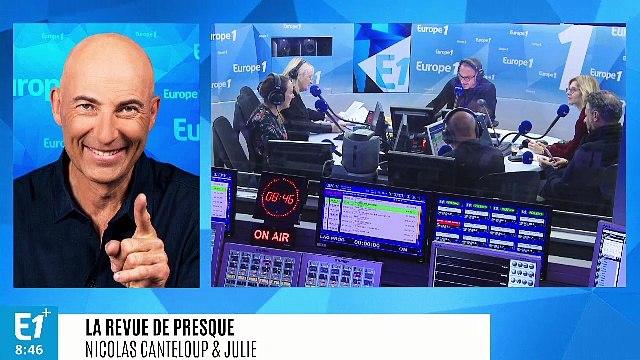 """Éric Ciotti s'engage avec les """"gilets jaunes"""" : """"Macron, t'es foutu ! Les petits chauves sont dans la rue !"""" (Canteloup)"""