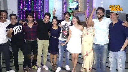 Ankita Lokhande Grand Reunion party with her friends.
