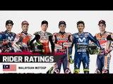 Rider Ratings - Malaysian MotoGP