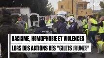 Racisme, homophobie, violences : les dérapages pendant les rassemblements des gilets jaunes