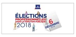 Elections professionnelles 2018 - CFDT-SPAGRI - SGEN