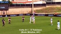 Les réalisations du phénomène Brais Méndez avec la réserve du Celta Vigo