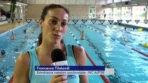 Reportage - A la découverte...de la natation synchronisée au NC Alp'38