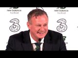 Republic of Ireland v Northern Ireland - Michael O'Neill Full Post Match Press Conference