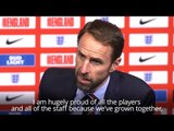 Gareth Southgate Proud To End Memorable Year On A High