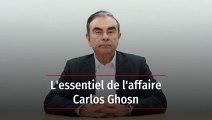 L'essentiel de l'affaire Ghosn