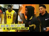 Cole Anthony & Oak Hill DOMINATE w/ MILES BRIDGES & DWAYNE BACON IN THE HOUSE!!!