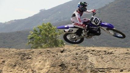 Ryan Villopoto shreds a YZ125 & YZ250 | RAW
