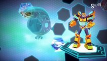 Transformers - Cyberverse - Saison 1, Episode 13 Matrice de commandement