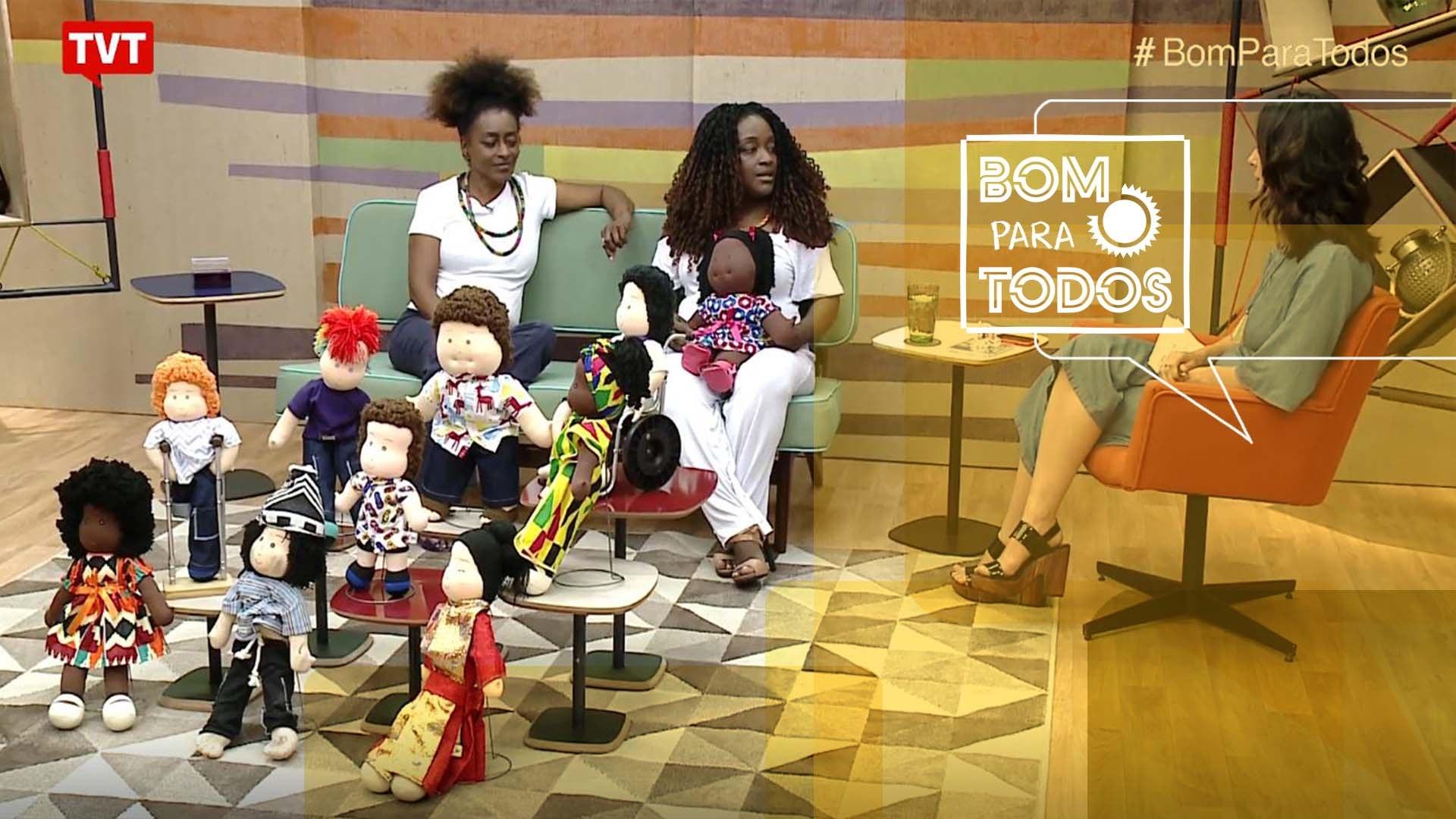 Inclusão e representatividade: conheça as bonecas do