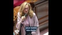 Quand la ministre de la Justice cite la Reine des neiges à l'Assemblée nationale