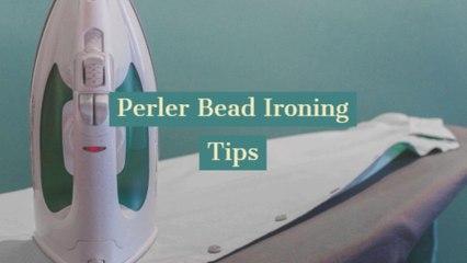 Perler Bead Ironing Tips!!!