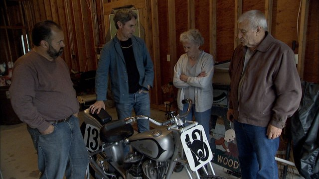 American Pickers: A Collection for the National Motorcycle Museum