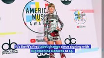 Taylor Swift Inks New Deal With Republic Records and Universal Music Group