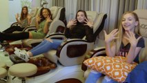 Dance Moms: Girls' Day Off: Spa Time