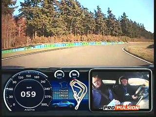 Votre video de stage de pilotage  B021181118PP0036