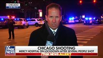 Trois personnes, dont un policier, abattues au cours d'une fusillade survenue cette nuit près d'un hôpital de Chicago