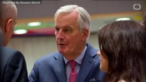 EU's Chief Brexit Negotiator Is Happy With Latest Brexit Draft