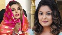 Rakhi Sawant apologises to Tanushree Dutta; Watch Video | FilmiBeat