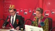 Philippe et Mathilde accueillent Emmanuel Macron - Le Billet de Charline