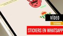 Cómo crear Stickers de Whatsapp