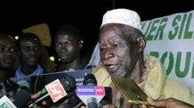 Haie d'Honneur pour Yacouba Sawadogo