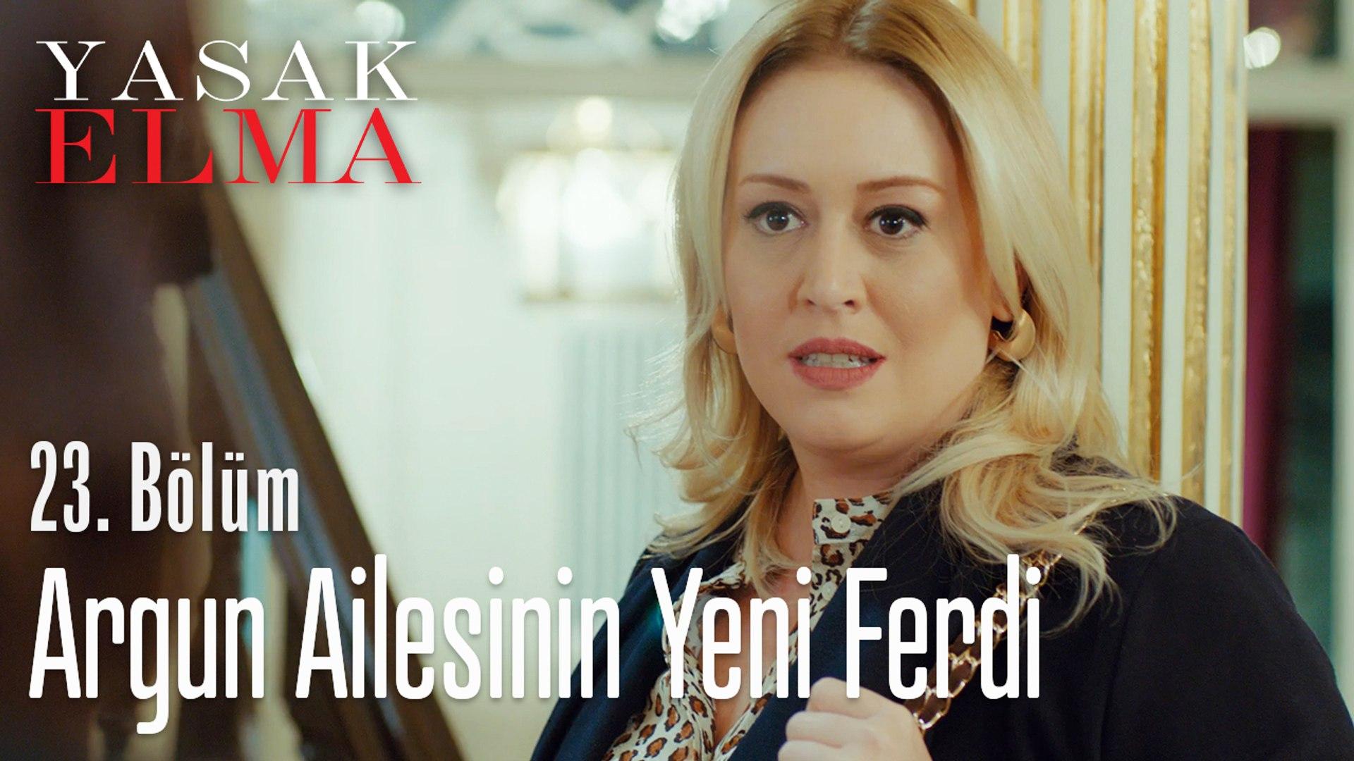 Argun Ailesinin yeni ferdi Asuman - Yasak Elma 23. Bölüm
