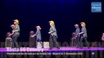 SPECTACLE - Freddy Ley fait renaître le King au théâtre de beziers