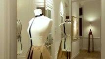 Natan ouvre les portes de son atelier couture au public