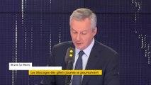 """Privatisation d'Aéroports de Paris : """"Il y aura un cahier des charges très strict"""", promet Bruno Le Maire"""