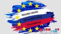 IFR_20180525_Droit-russe-aujourd'hui_01_Relations entre l'Europe et la Russie, table ronde sous la présidence de_Sophie Momzikoff-Markoff,  directrice des études du Pôle études et prospective du CDEC (Ecole militaire)
