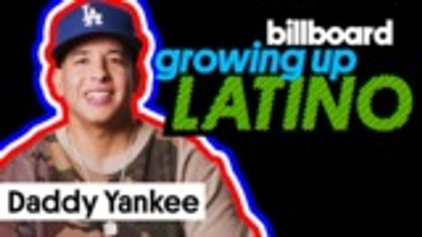 Daddy Yankee Talks Favorite Home-Cooked Dish, Household Music & More | Growing Up Latino