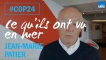 COP 24 : Ce que Jean-Marie Patier a vu en mer