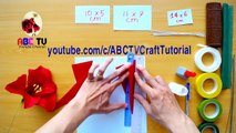 Abc Tv How To Make Sunflower Paper Flower From Crepe Paper Craft
