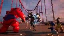 KINGDOM HEARTS III – Together Trailer (Closed Captions)