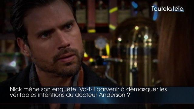 Les feux de l'amour : épisode du jeudi 22 novembre 2018 sur TF1
