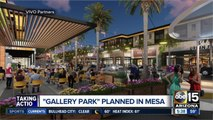 Big building plans underway in Mesa